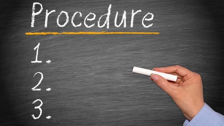 Risultati immagini per procedure